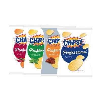 Chipsy Πατατάκια Αλάτι, ρίγανη, τσίλι BBQ 300gr
